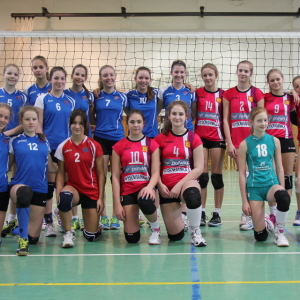 XXII. INTERNATIONAL TOURNAMENT OF VOLLEYBALL GIRLS NYÍREGYHÁZA 2015